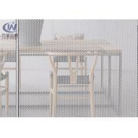 Buy cheap Special Design Stainless Steel Perforated Metal Sheet for Decoration product