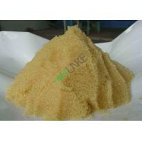 China Water Treatment Consumables Ion Exchange Resin  For Ro Machine on sale