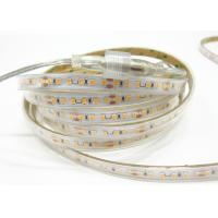 Buy cheap 24V Rgb Waterproof Flexible Led Strips With DC Head Fast Heat Dissipation product