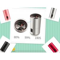 Buy cheap Rechargeable E Cigarette Ultrasonic Cleaner Easy To Carry Round Border product