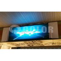 Metal Airport Full Color P8mm SMD Indoor LED Screens 1024mm * 768mm