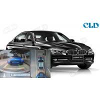 Buy cheap BMW3 Dvr Car Parking Cameras System Video Recorder In 4 Channel from wholesalers