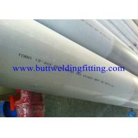Buy cheap ASTM A790 UNS 32750 Super Duplex Stainless Steel Pipe Brighting Annealing product