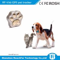 Buy cheap Online mobile number wifi mini chip gps tracker for persons and pets in from wholesalers
