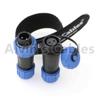 Buy cheap SP13 Series Plastic Electrical Connectors 125 - 500V Rated Voltage Mating Cycle Over 500 product