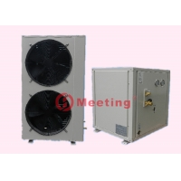 Buy cheap Split type MD50D For household use DC inverter Heating and cooling air energy heat pump product