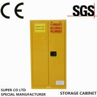 Vertical Acid Chemical Storage Cabinet for dangerous liquid storage