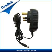 Buy cheap ac dc power adapter cenwell uk plug ac adapter 15v 1.2a product