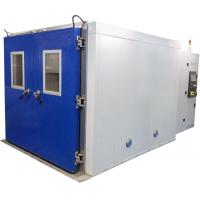 Buy cheap Fog Free Window Walk In Growth Chamber , Walk In Climatic Chamber Interior Light 12 M3 product
