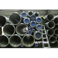 Buy cheap Alloy Steel ASTM A335 P12 Pipe , Seamless Alloy Pipe Hot Rolled High Strength product