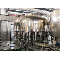 Buy cheap 24 Heads Automatic Bottle Filling Machine , Mineral Water Bottling Plant / from wholesalers