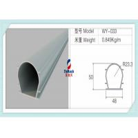 Buy cheap Customized Anodic Oxidation 6063 Aluminium Extrude Profile for Door / Window from wholesalers