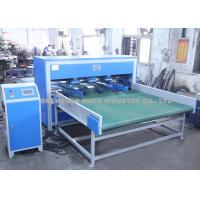 China Reduce Labor Mattress Wrapping Machine For Filling Foam Mattress Cover on sale