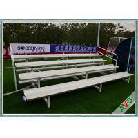 Buy cheap Fire - Resistant Automatic Retractable Bleacher Seating For Multi - Purpose from wholesalers