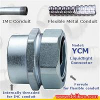 Buy cheap Liquid-Tight Metal Connectors With Internal Threads product
