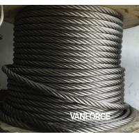 Buy cheap 1x19 Balustrades Stainless Steel Wire Rope High Strength Anti Corrosion product