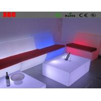 Buy cheap Classic/elegant design event/club/bar indoor led sofa LED Light Sofa With Remote Control from wholesalers