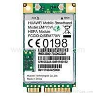 Buy cheap Mini 3G Module, mini pci module Stamps Hole Form With WinCE,  Linux Operating System product