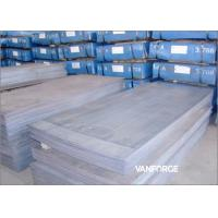 Buy cheap P20 CrMnMo Hardened Steel Plate , High Speed Steel Plate For Mold Construction product