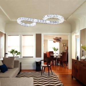 Buy cheap Modern/Contemporary LED Ceiling Light Chandelier Flush Mount Pendant Lamp product