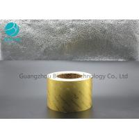 Tobacco Aluminium Foil Paper / Environment Friendly Paper Backed Aluminium Foil