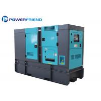 Buy cheap Soundproof 50KVA Silent Diesel Power Generator With Fawde Engine product