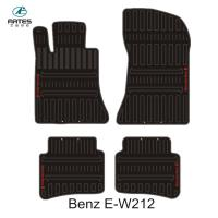 Front And Rear Personalized Car Mats Eco Friendly Rubber Non Skid With Logo