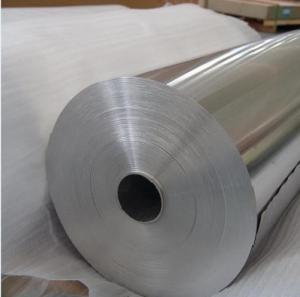 Buy cheap Food Grade Aluminium Foil Raw Material , Catering Aluminum Foil Jumbo Roll product