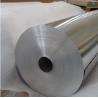 Buy cheap Food Grade Aluminium Foil Raw Material , Catering Aluminum Foil Jumbo Roll from wholesalers