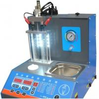 Buy cheap Ultrasonic Fuel Injector Tester And Cleaner Machine For Motorcycles / Car product