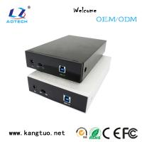 Buy cheap CE FCC Rohs sata to usb3.0 3.5 hdd external enclosure product
