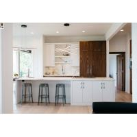 Buy cheap Artificial quartz customized modern kitchen cabinet wall unit cabinet product