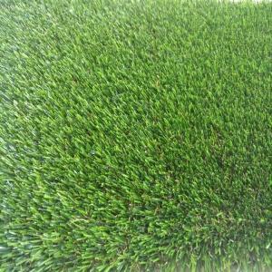 Buy cheap 30mm Garden Synthetic Turf / Hotel Garden Ease Artificial Grass Mat product