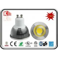 Buy cheap 5 Watt Dimmable GU10 LED Spotlight 2700k 500lm With ETL Approval from wholesalers