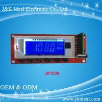 Buy cheap JK1530  LCD bluetooth usb sd aux  recorder  fm mp3 player decoder module product