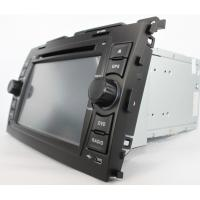 Buy cheap TOYOTA 1.6GHz Android Double Din DVD , Digital DVD GPS Navigation System product