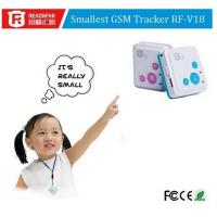Buy cheap GSM tracker and sos communicator/GSM 4 quad band network/ sos button for kids/elderly product