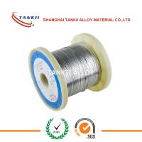 Buy cheap CuNi44 CuNi45 Cu56Ni44 CuNi44Mn Constantan Copper Nickel Alloy Resistance Flat Ribbon Wire from wholesalers