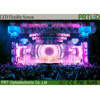 Buy cheap P10.416 Outdoor LED Curtain Screen Full Color Advertising LED Display Screen product