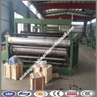 Buy cheap 4-40 mesh CNC shuttleless stainless steel square Hole wire mesh weaving machine product