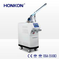 Buy cheap Fractional Co2 Laser Machine for Acne Skin Rejuvenation / Scar Removal 30W 10600nm product