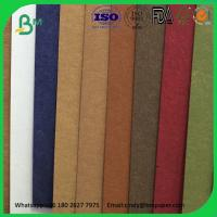 Buy cheap Washable Kraft Paper Fabric Roll Eco-friendly Water Resistance Reusable Durable 150CM from wholesalers