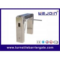 Automated Pedestrian Turnstile Barrier Gate for Access Authority Management