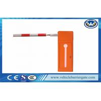China 100% Heavy Duty Vehicle Barrier Gate Retractable Fence / Retractable Barrier on sale