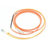 Buy cheap Duplex 3.0mm Mode Conditioning Patch Cord 3M LSZH Orange For Gigabit Interface Converter product