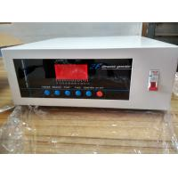 Dual Ultrasonic Frequency Generator 40 / 80khz 2000w / 1500w Drive Power Supply