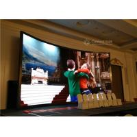 Buy cheap Full Color Seamless Indoor LED Video Wall P4 For TV Studio / Meeting Room from wholesalers