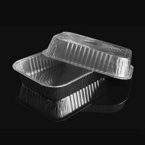 Buy cheap Rectangle Baking Aluminium Foil Pie Dishes , Disposable Aluminum Baking Pans product