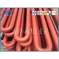 China Power Station Painted Steel Customized Reheater In Boiler Long Life Time on sale