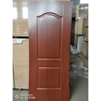 Buy cheap Height 2150mm HDF Door Skin 3mm / 4mm Thickness Natural Veneer Surface product